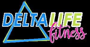 Delta Life Fitness Logo