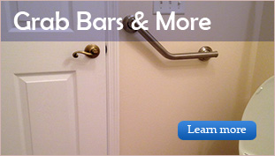 Grab bars and more