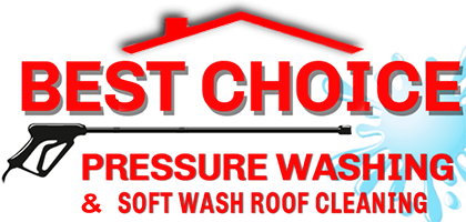 Best Choice Pressure Wash & Roof CLeaning