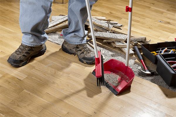 Contruction-Cleanup