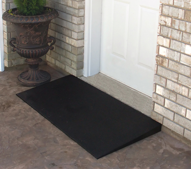 front doorstep low profile ramp